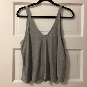 Free People Dani Rib Tank Top Sz S